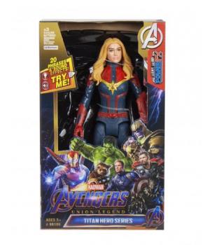 """Фигурка """"Супергерой: Капитан Марвел"""" 99106"""
