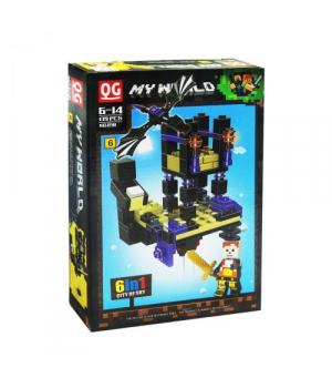 "Конструктор ""Minecraft"" 139 деталей Е270"