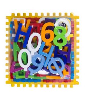 """Набор для обучения """"Буквы+Цифры"""" 114/33"""