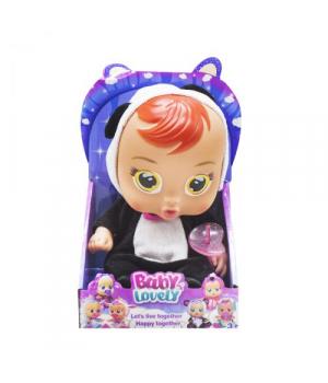 Плачущий пупс игрушка CRY BABIES: черный 9356