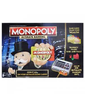"""Настольная игра """"Монополия""""с терминалом, английский 6118C"""
