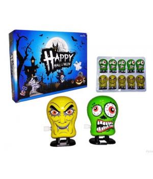"""Заводная игрушка """"Монстр Halloween"""", 10 штук GroovyHH"""