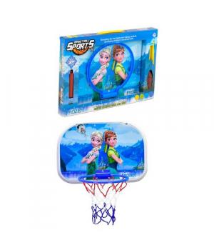 Баскетбольное кольцо, для девочки, Frozen