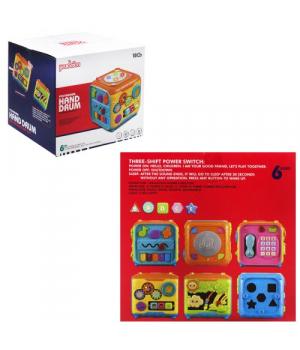 """Многофункциональный развивающий куб """"Hand Drum"""" RT681"""