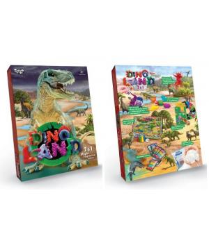 """Игровой набор """"Dino Land"""" рус DL-01-01"""