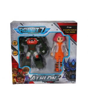 """Трансформер """"Athlon Robot"""", вид 2 Q1916"""