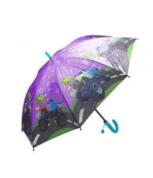Детский зонтик с машинками