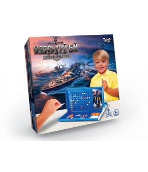 Настольная игра Морской бой, укр G-MB-01U