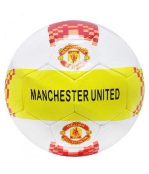 Мяч футбольный размер №5, желтый FB20144