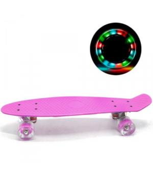 Пенни-борд, розовый SC20603
