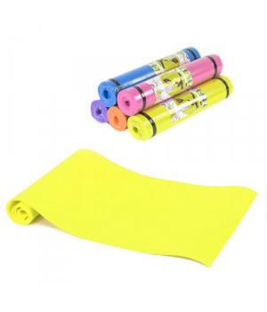 Коврик для йоги (желтый) C36548