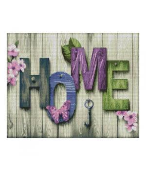 "Алмазная мозаика ""Home"" FA40714 40х50 см"