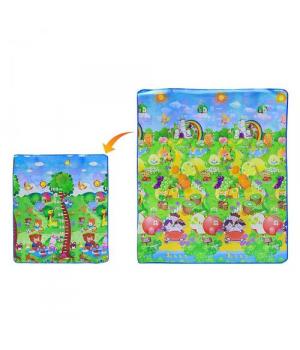 Коврик для детей игровой, двухсторонний, вид 2 EVA1663