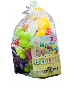 """Детский конструктор """"Baby bricks"""" (50 деталей) KW-02-301"""