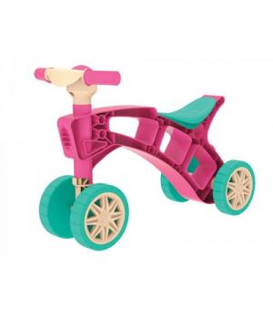 Беговел Каталка Ролоцикл (розовый) 3824