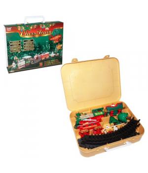 """Железная дорога """"Рождественская"""" в чемодане 209A"""