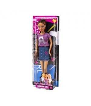 """Детская Кукла """"Defa Lucy"""", в розовой кофте и юбке 8400"""