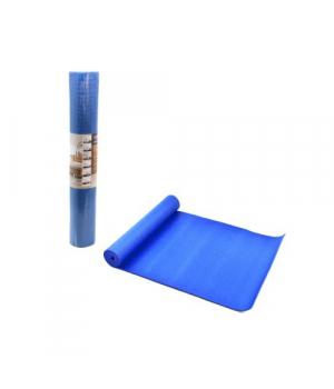 Коврик для йоги, 4 мм (голубой) CY0104