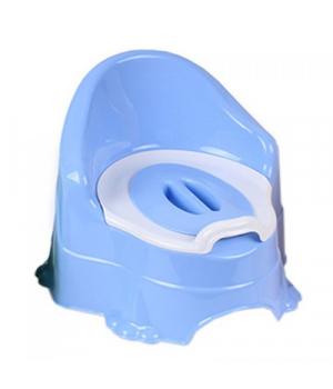 Горшок детский (синий) 5163