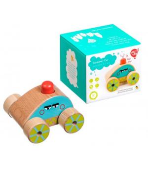 """Деревянная игрушка-пищалка """"Полиция"""" LL156"""