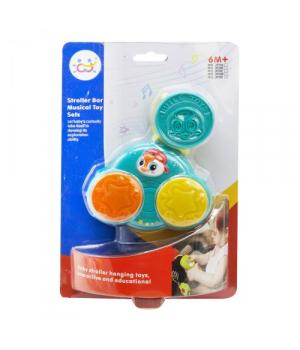 Музыкальная игрушка (голубой) 3111ABCDE