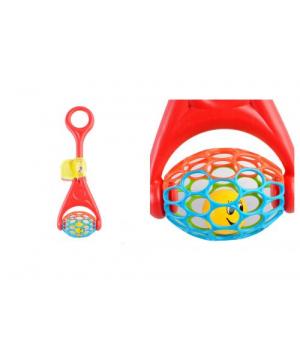 Игрушка каталка мячик, 58101, Bebelino