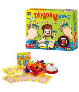 Детская настольная игра Динь динь динь 007-59