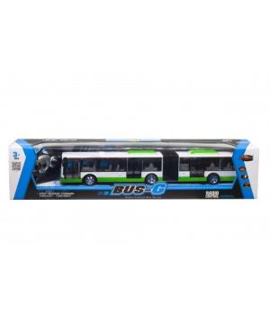 Автобус на радиоуправлении игрушка, 44 см, USB зарядка
