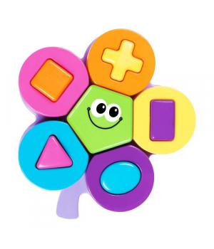 Развивающая игрушка сортер пазл с геометрическими фигурами, 58144