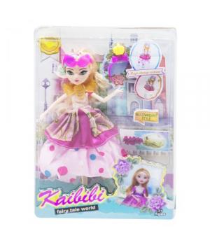 "Игрушка кукла ""KAIBIBI: Fairy Tale World"" с аксессуарами (розовый) BLD123-1"