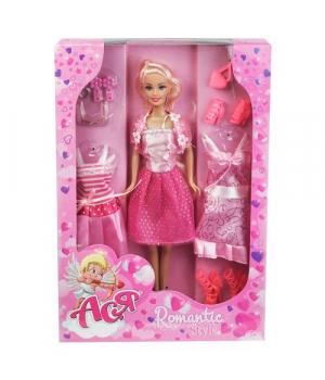 """Игрушка кукла с одеждой """"Romantic style"""" 35093"""
