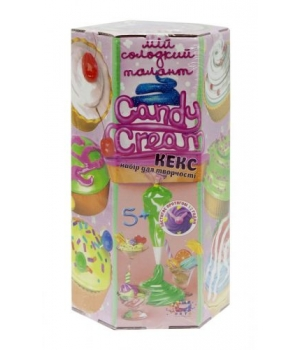 "Набор для творчества ""Сandy Cream: Кекс"" 75008"