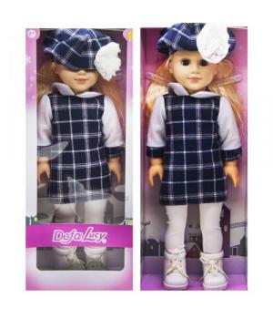 """Игрушка Кукла """"DEFA, в школьной форме"""" вид 1 5507"""