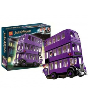 "Детский конструктор ""Harry Potter - Гарри Поттер: Justice Magician: Night Knight"", 419 деталей 11342"