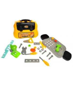 """Набор инструментов """"Carpenter"""" в чемодане 688-65A"""