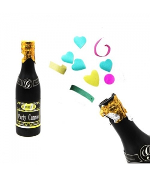 "Хлопушка с конфетти ""Бутылка шампанского"" SG175"