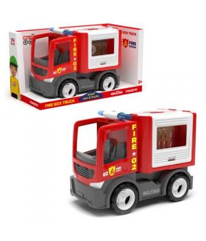 [27081] Іграшка MULTIGO Single FIRE - MULTIBOX пожежнамашина