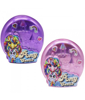 """Игрушка-сюрприз """"Pony Castle"""", рус BPS-01-01"""