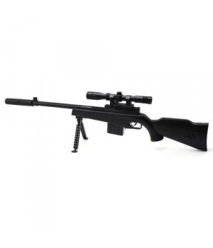 Снайперская винтовка, с прицелом 646