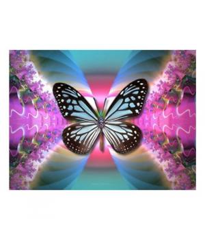 "106365 [GB75041] Алмазная мозаика GB 75041 (30) TK Group"", ""Бабочки"", 40х30см, в коробке [Коробка]"