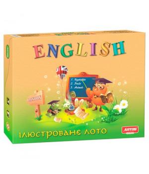 "Лото ""ENGLISH"" 20796"