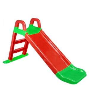 Детская горка для катания красная, 145 см, Doloni Toys