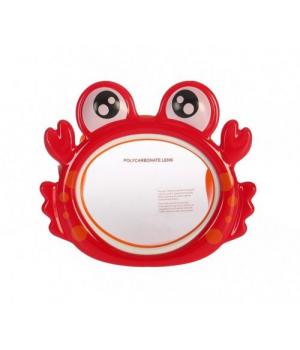 Детская подводная маска для плавания, от 3 до 8 лет, Краб, Intex