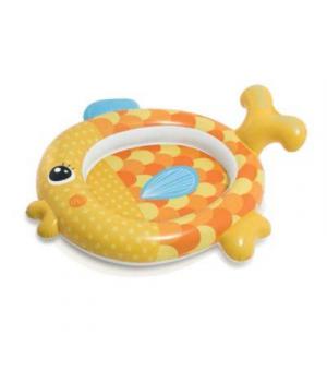 """Детский надувной бассейн """"Золотая рыбка"""", Интекс"""