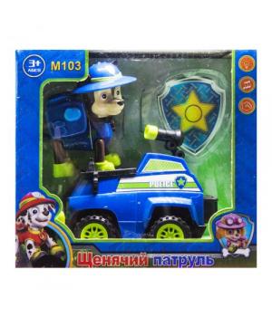 """Герой с машинкой """"Щенячий патруль: Гончик"""" M103"""