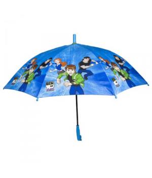 """Детский зонтик для мальчика """"BEN 10"""" (синий)"""