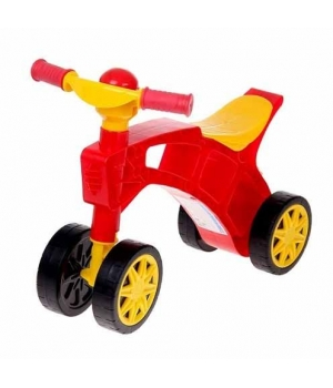 Беговел Ролоцикл байк красный 2759