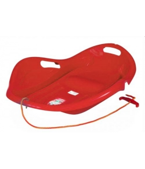Санки SLEDGE SHELL PREMIUM COMFORT (красный) 6197