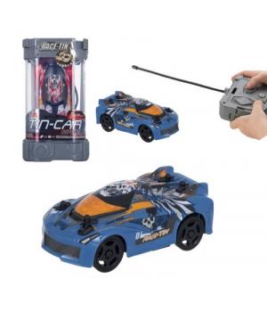 """Детская машинка на радиоуправлении """"Tin Car"""" (синяя) YW253102"""