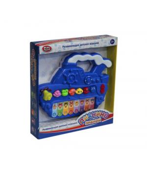 Пианино развивающая игрушка, Кораблик, Play Smart